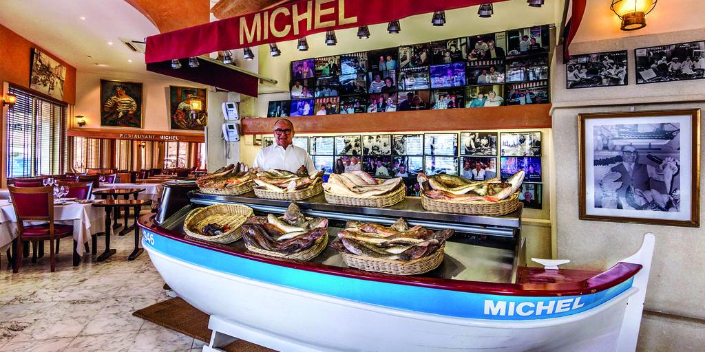 restaurant chez michel marseille