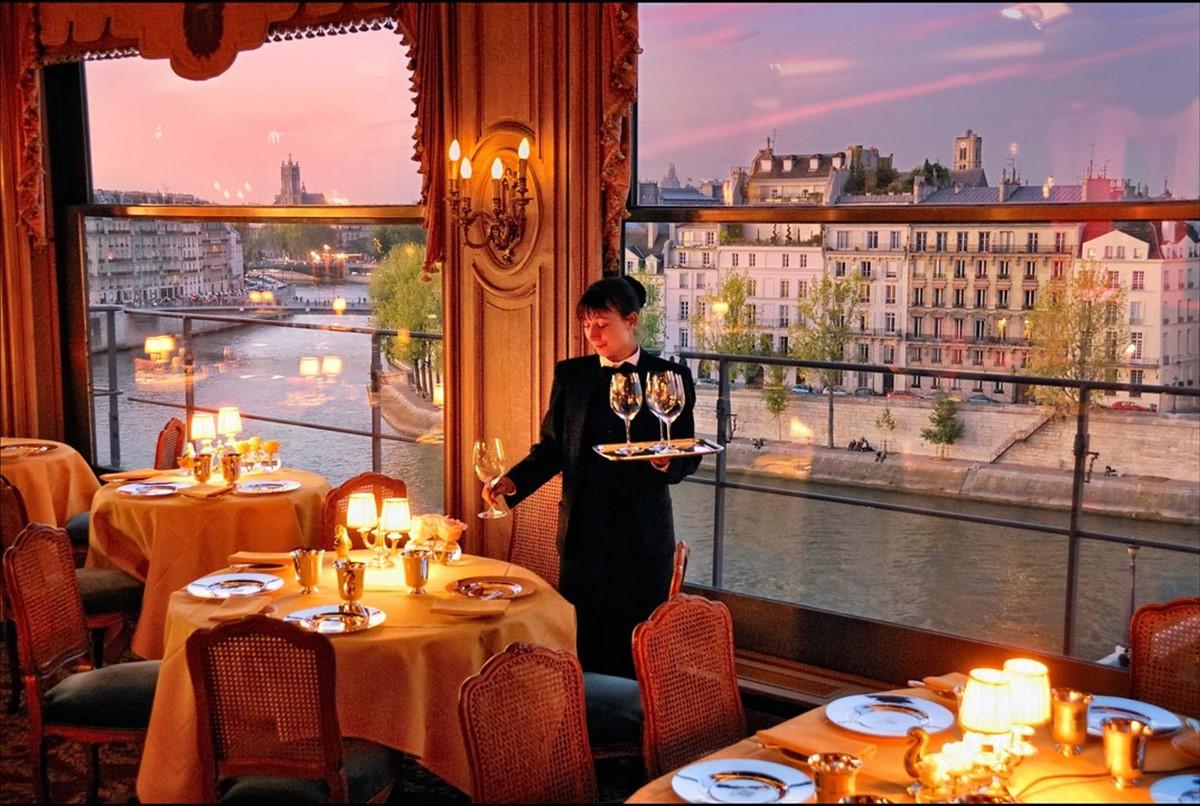 رستوران در فرانسه