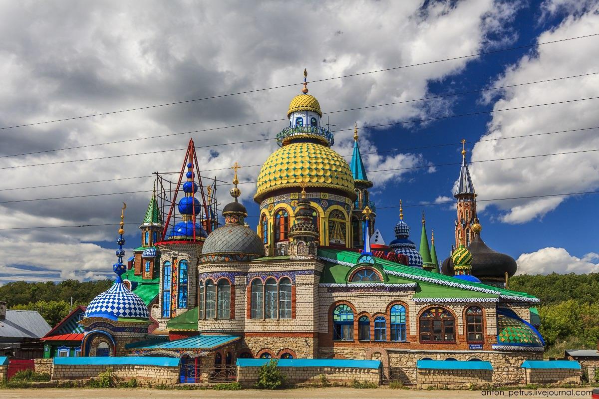معبد همه ادیان