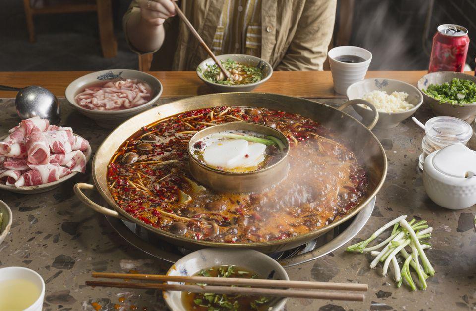 رستوران در چین