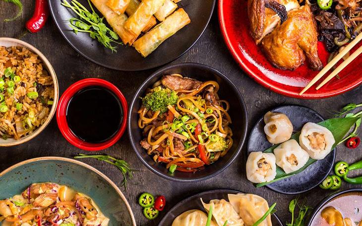 غذا در چین
