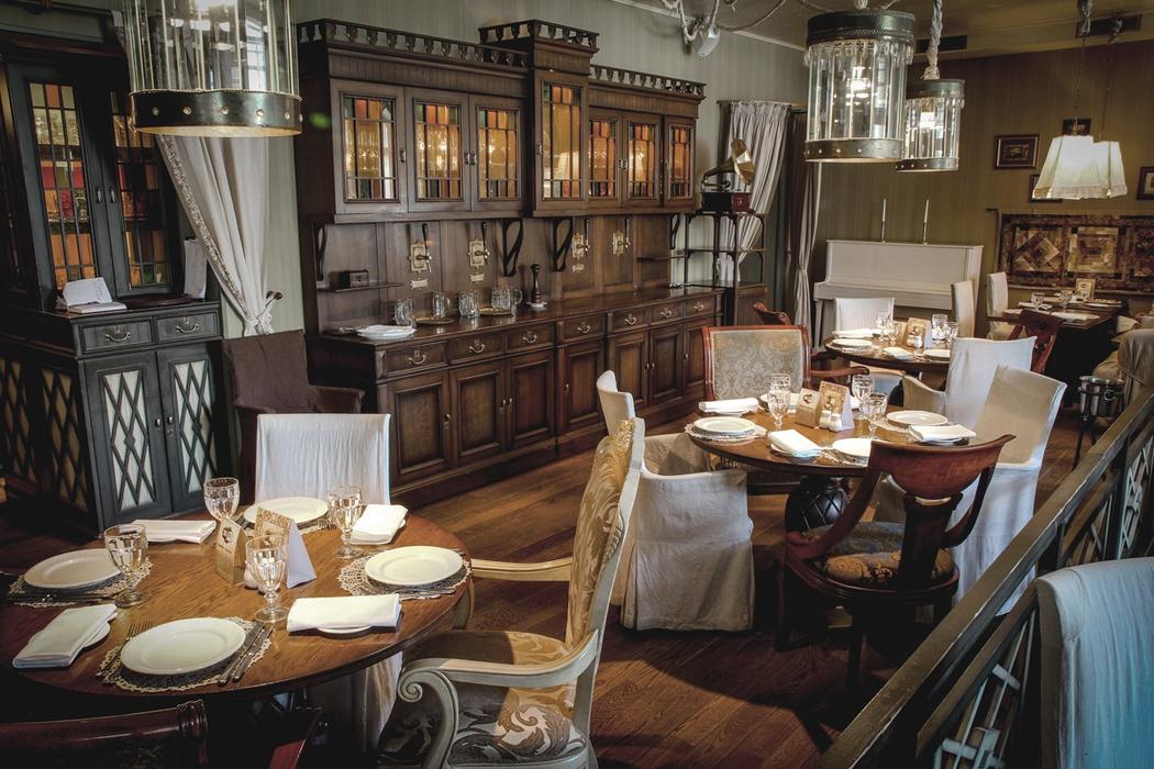 chekhov restaurant in russia