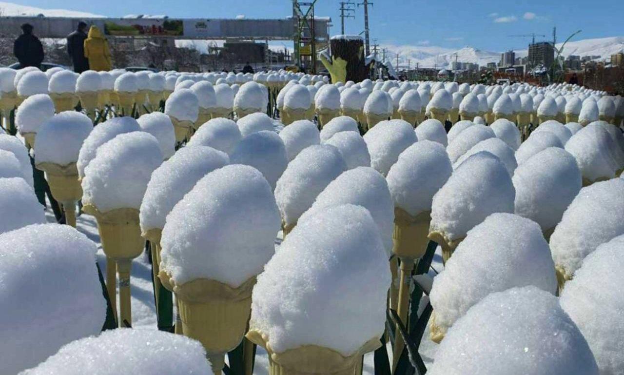 زمستان در ارومیه