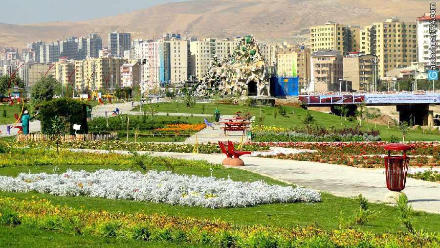 پارک جنگلی شیخ تپه