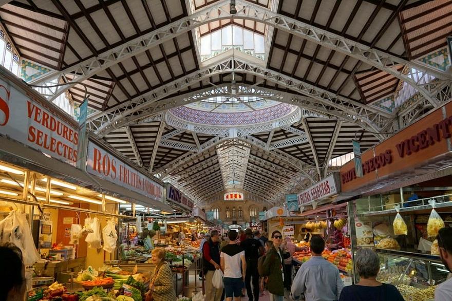 valencia big market