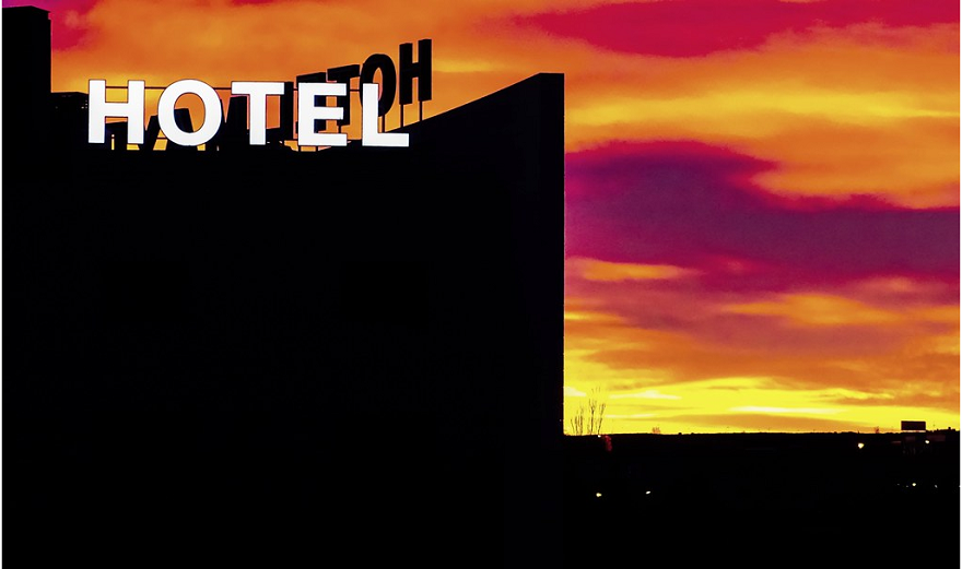 hotel in spain