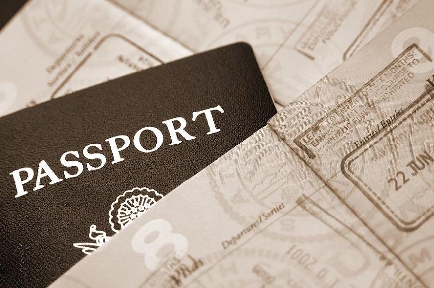 passport of netherland