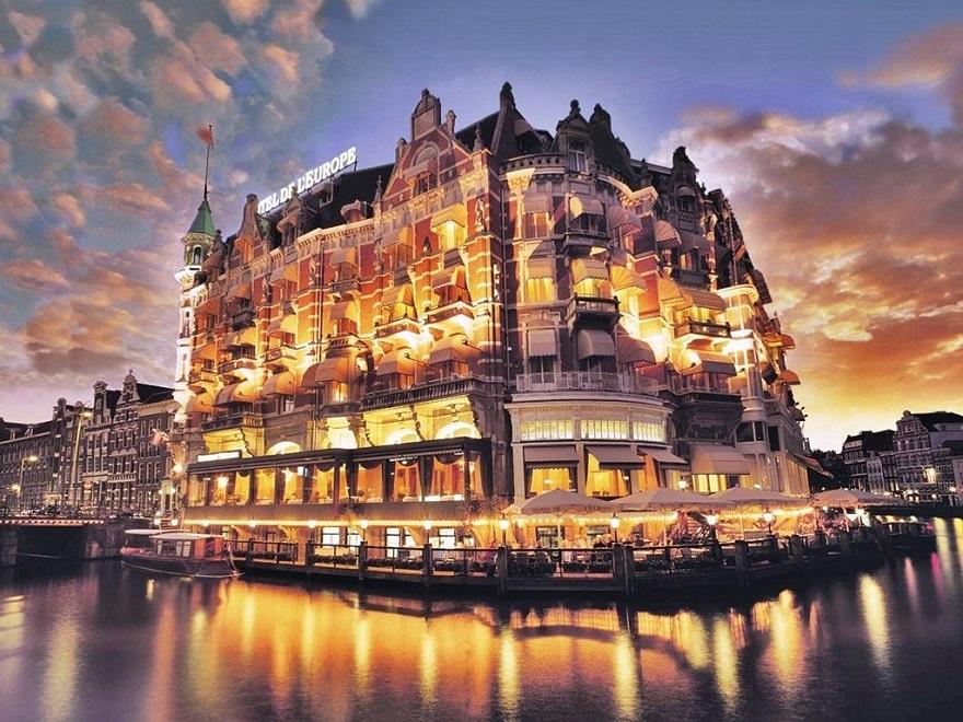 هتل در هلند