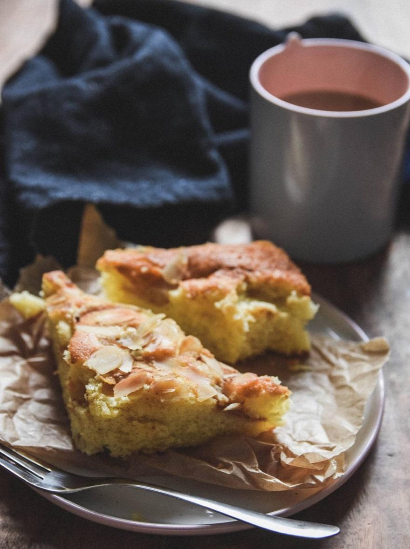 کیک سیب نروژی