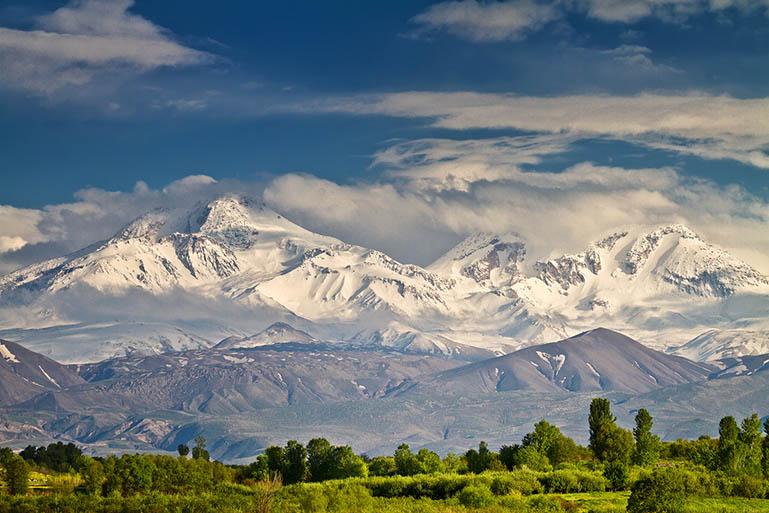 ardabil mountains