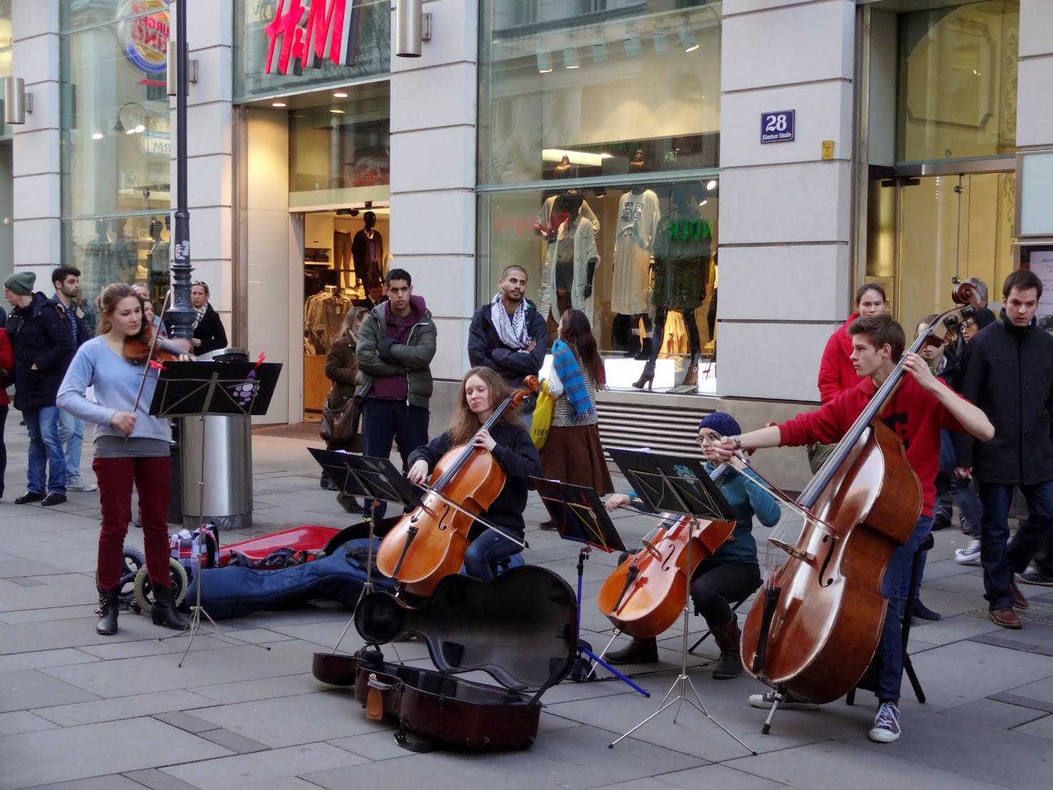 موسیقی در شهر وین