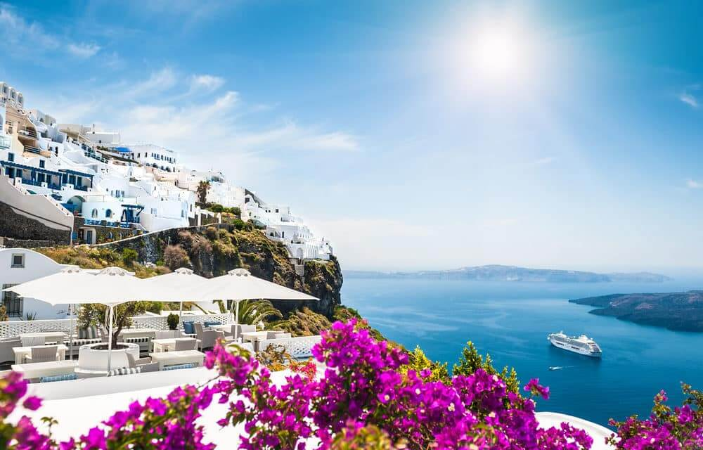 آب و هوای یونان