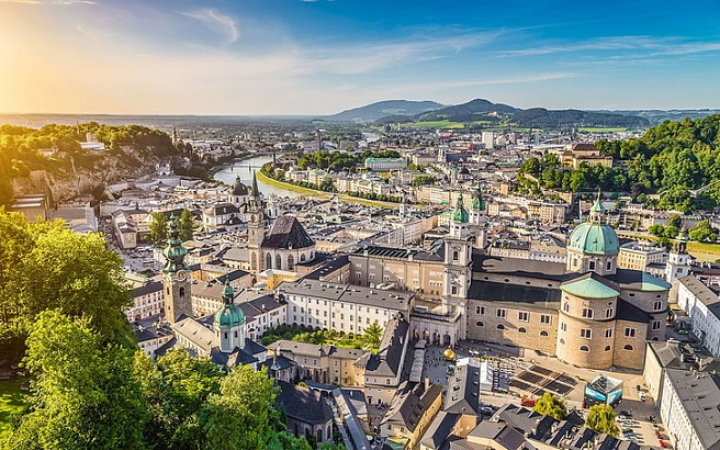 سالزبورگ اتریش