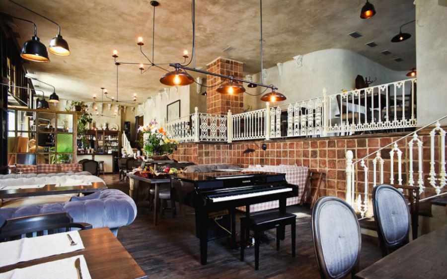رستوران لاگونا