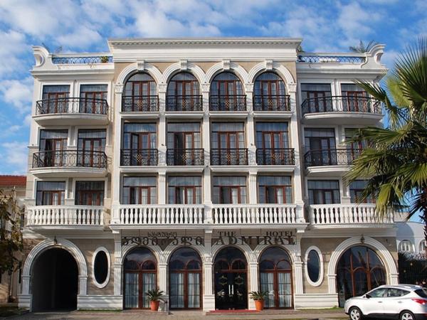 هتل ادمیرال باتومی