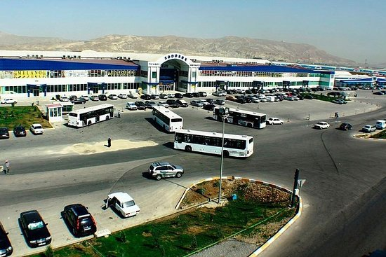 بازار صدرک باکو