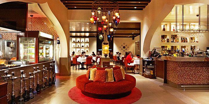 رستوران ایرانی در سنگاپور