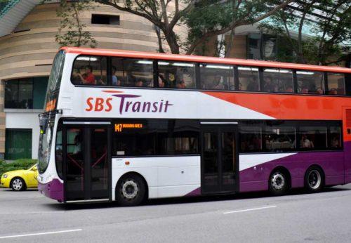 حمل و نقل سنگاپور