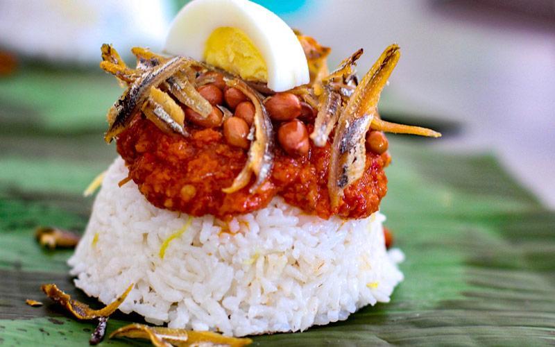 غذای مالزی