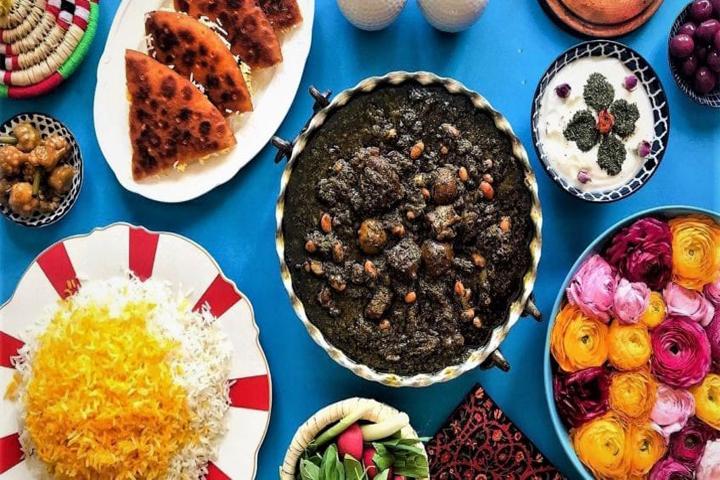 رستوران ایرانی در پاتایا