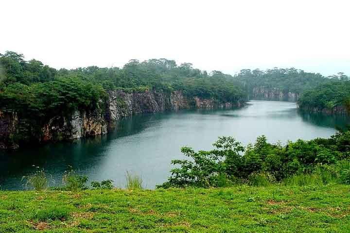 جزیره گرانیت سنگاپور