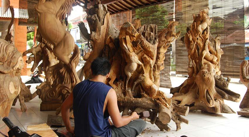 چوب در تایلند