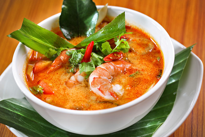 سوپ تام یوم گونگ تایلند