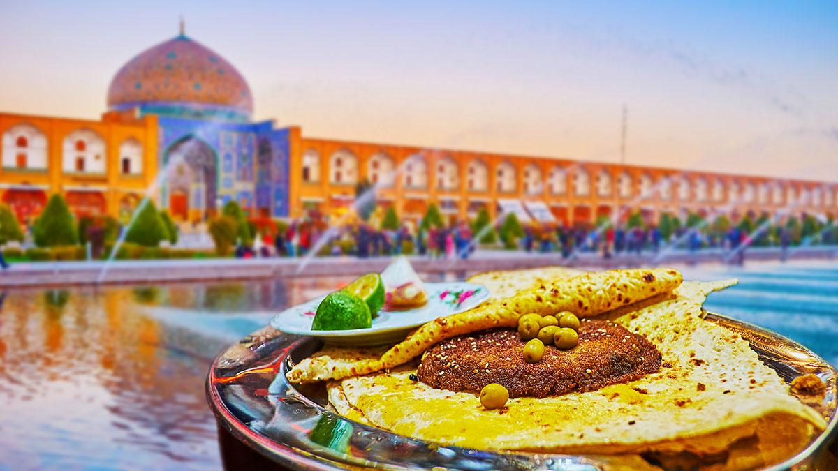 غذا در اصفهان