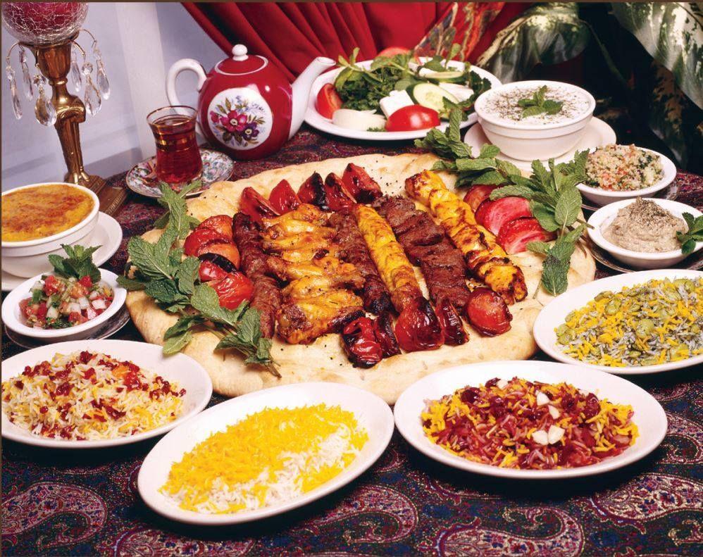 غذای ایرانی بانکوک