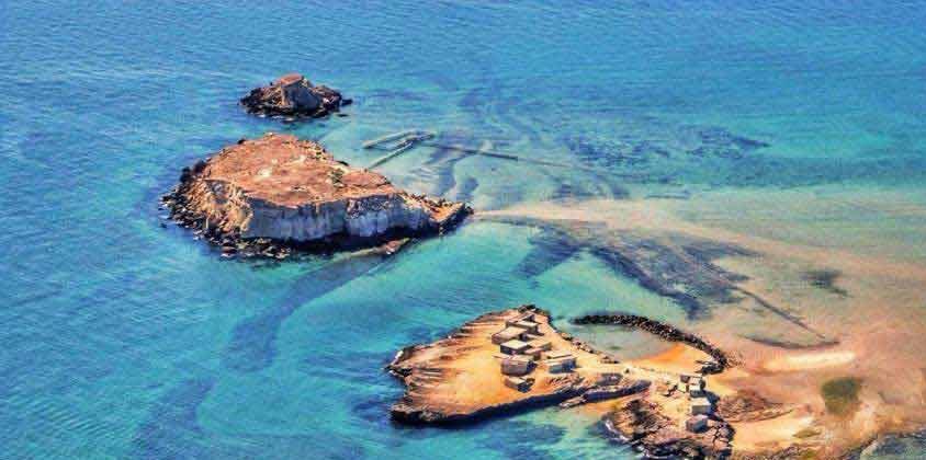 جزیره ناز