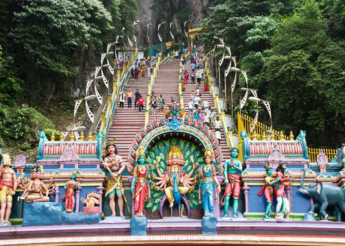 غار باتو مالزی