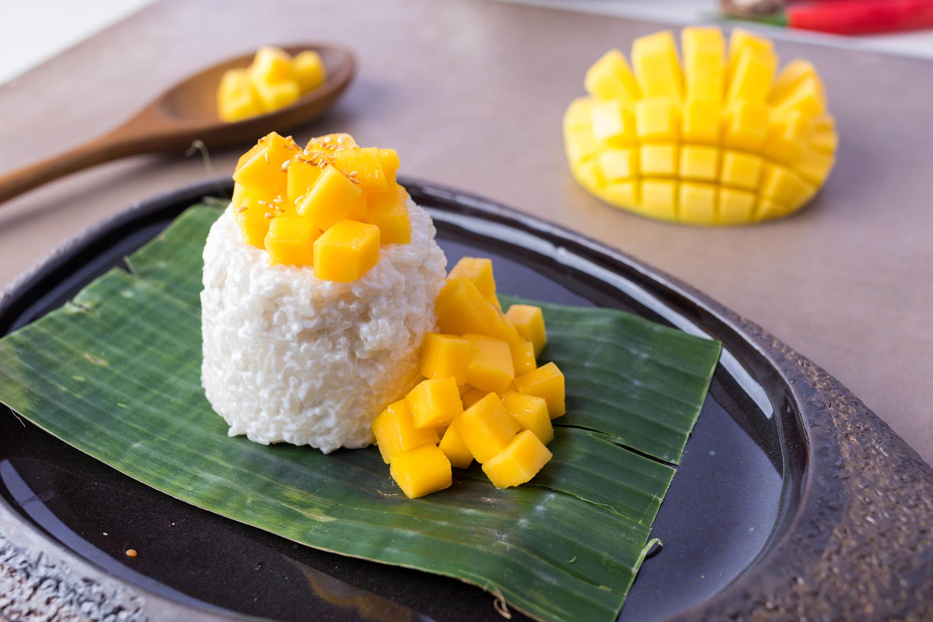 Mango Sticky Rice