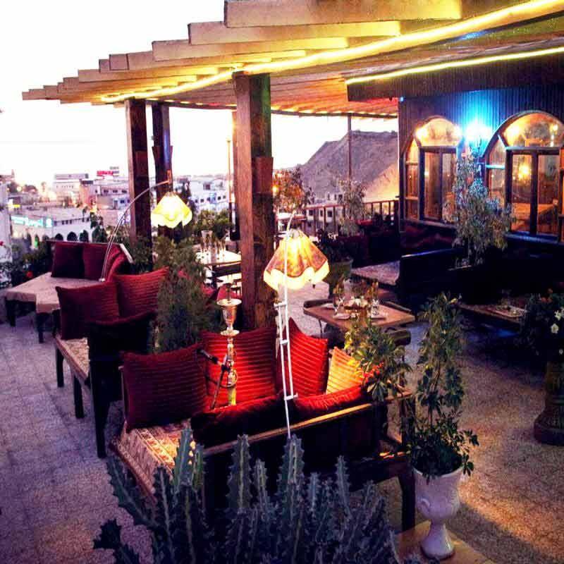 رستوران بام چابهار