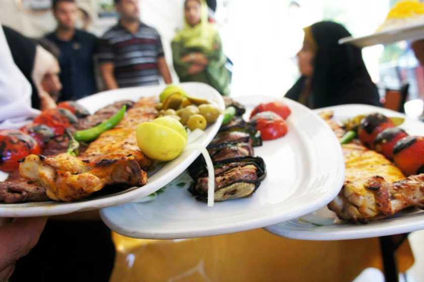 رستوران در زنجان