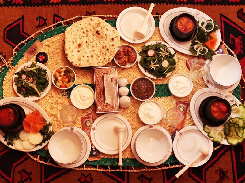 غذاهای معروف لاهیجان
