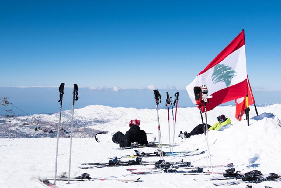 آب و هوای لبنان