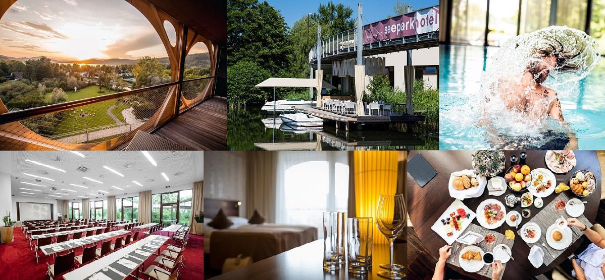 hotel seepark klagenfurt
