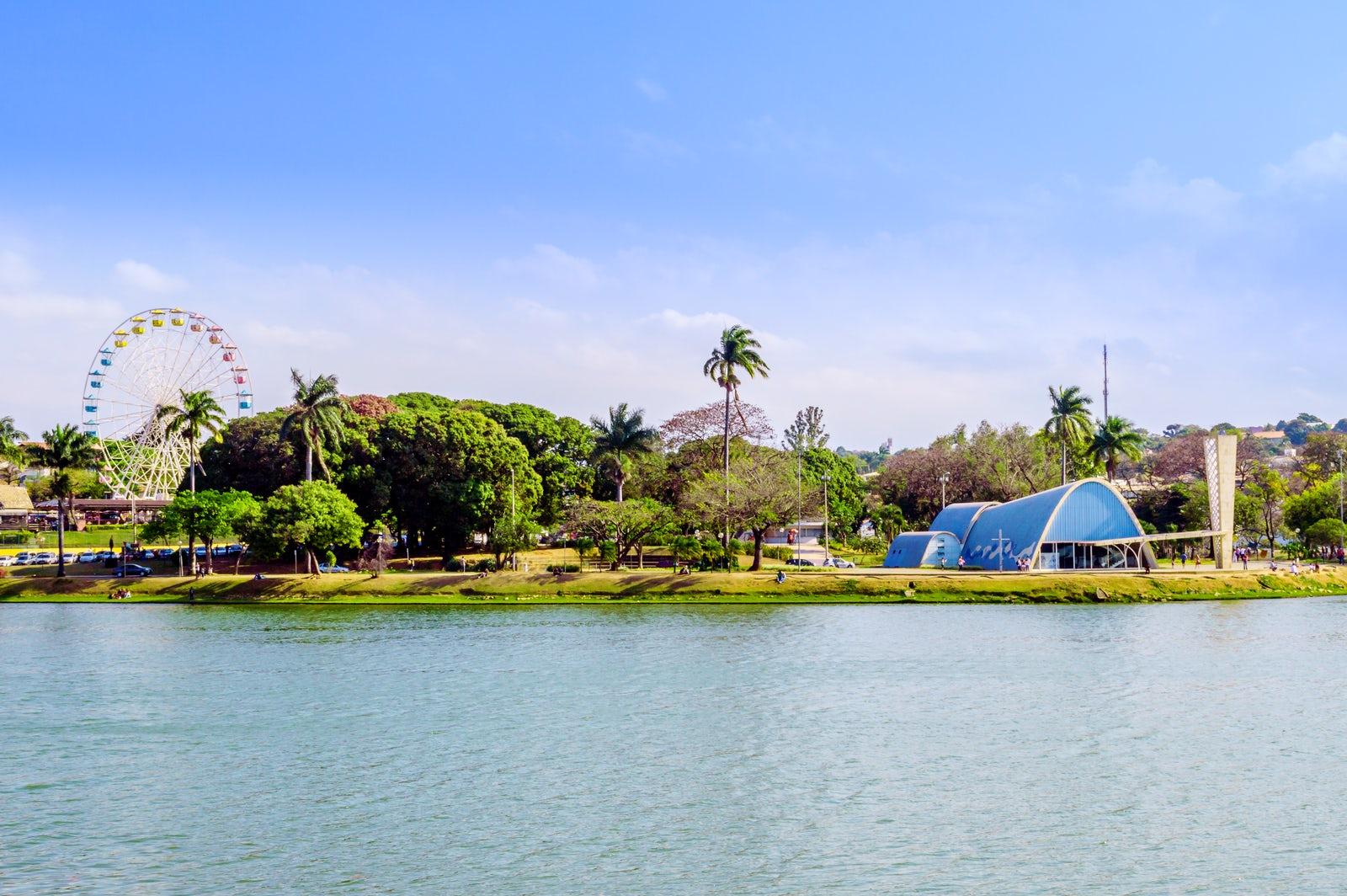 پارک زیست محیطی بلوهوریزونته برزیل