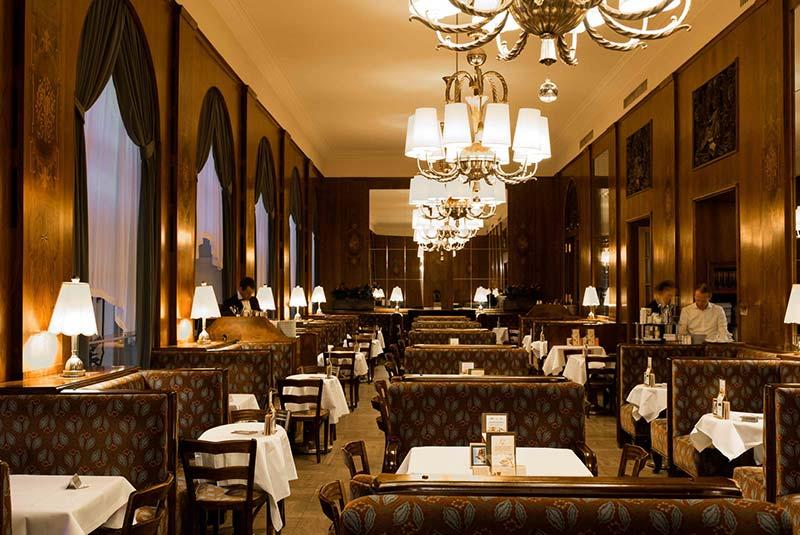 landtmann کافه در اتریش