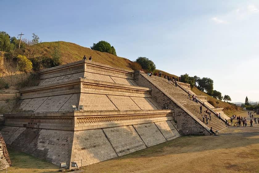 بزرگترین هرم جهان در مکزیک است