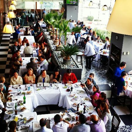 رستوران Bellinghausen Mexico City