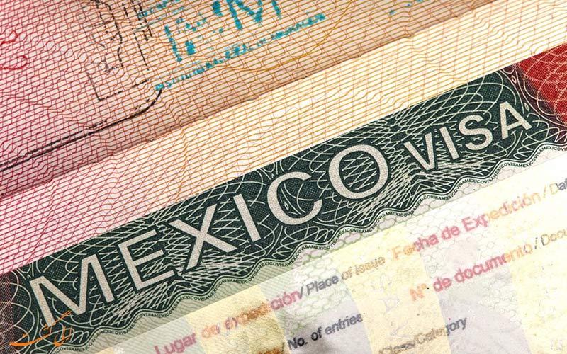 ویزای مکزیک