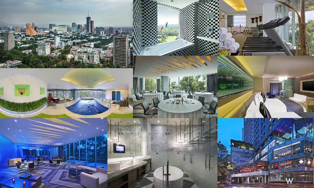 هتل W Mexico City