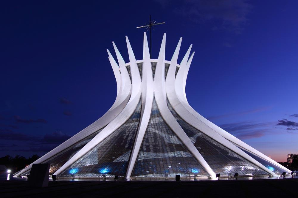 کلیسای جامع برازیلیا