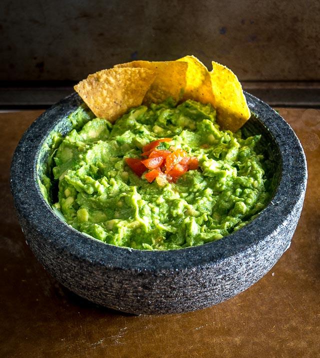 Guacamole mexico