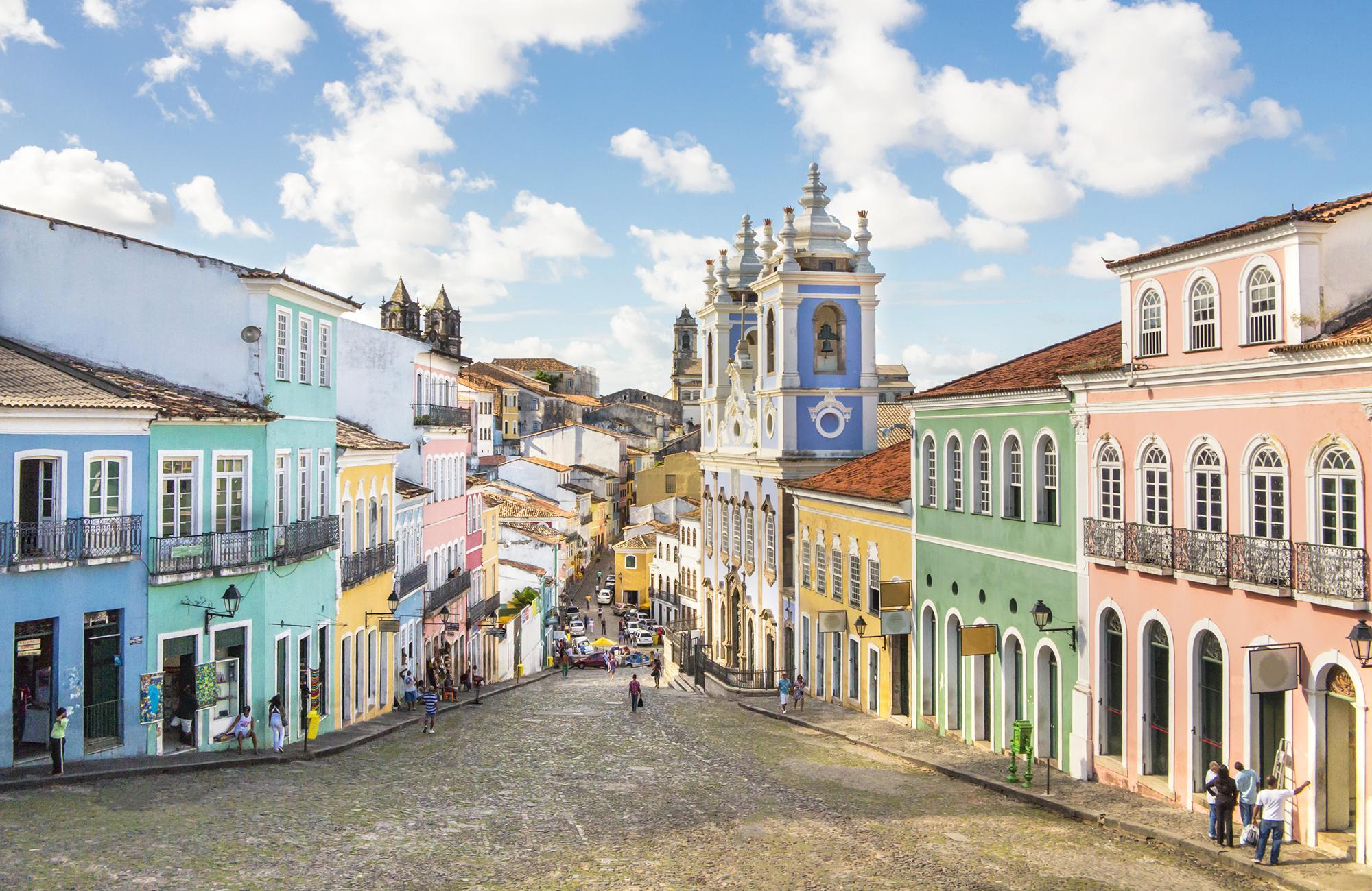 سفر به شهر ساحلی سالوادور