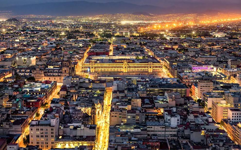 شهرهای توریستی مکزیک