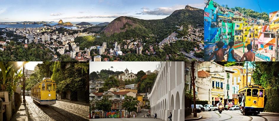 شهر گردشگری santa teresa ریو