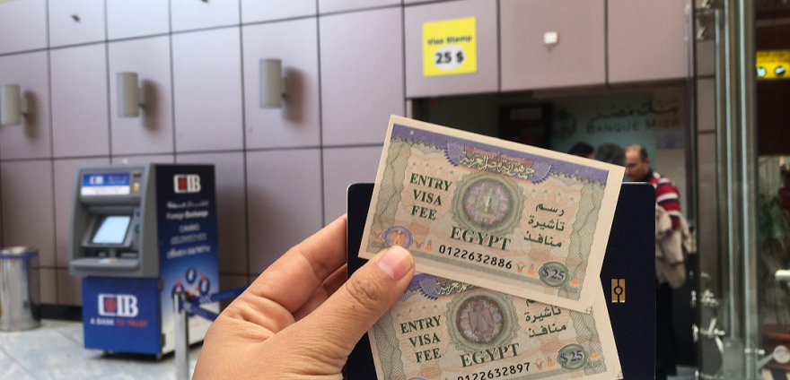 egyptian visa