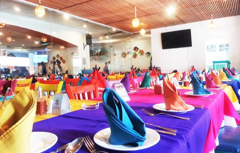 los arcos restuarant guadalajara رستوران در مکزیک